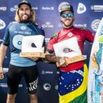 Wade Carmichael Through To WSL Final Oi Rio Pro 2018