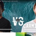 Wade Carmichael Defeats Ezekiel Lau in Semifinals Oi Rio Pro